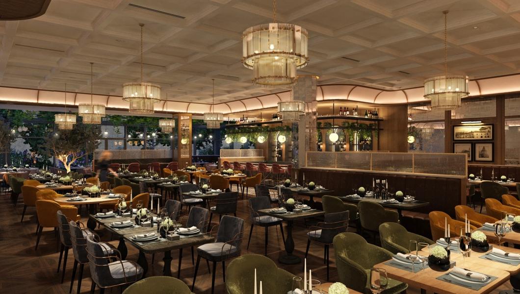 The Samuel Hotel Restaurant
